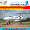 Reach the Destination for Best Care by King Air Ambulance Service