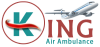 Avail Budget-Friendly King Air Ambulance in Delhi