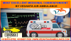 Intensive Care Support and Low Budget Vedanta Air Ambulance