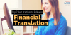 Top 7 Best Practices to Follow in Financial Translation