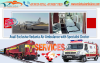 Avail Exclusive Vedanta Air Ambulance from Patna with Specialist Doctor