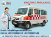 Emergency Patient Shifted By Cardiac Ambulance in Jamshedpur by King