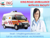 The King: All Advantages Are Available Here In Ambulance Service in Patna