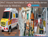 Best and Low Fare Medivic Ambulance Service in Patna