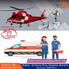Vedanta Air Ambulance Service in Patna-Get the Advance Level of Solutions to Shift Patient