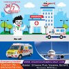 Vedanta Air Ambulance Service in Kolkata-Get Updates of Medical Equipment for Patient Treatment