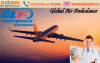 Global Air Ambulance Service from Varanasi with Highly Qualified MD Doctors