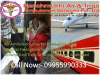 Panchmukhi Air Ambulance in Allahabad with stupendous patient