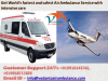 Vedanta Air Ambulance recently shifted one injured army man from Ranchi to Delhi