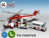 Pick the Best and Matchless Emergency Care Air Ambulance Service in Allahabad by King